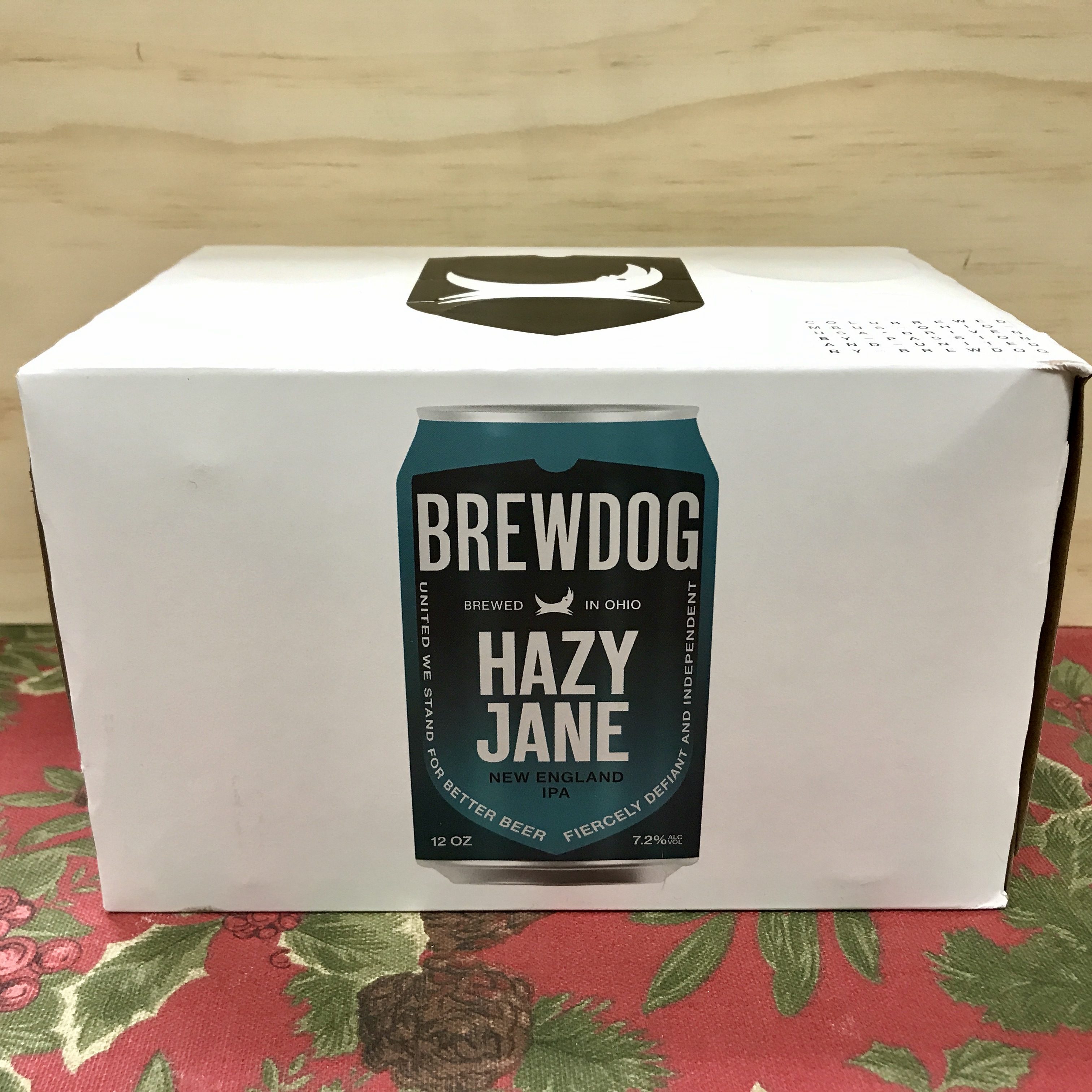 Brew Dog Hazy Jane N.E. Style IPA 6 x 12oz cans