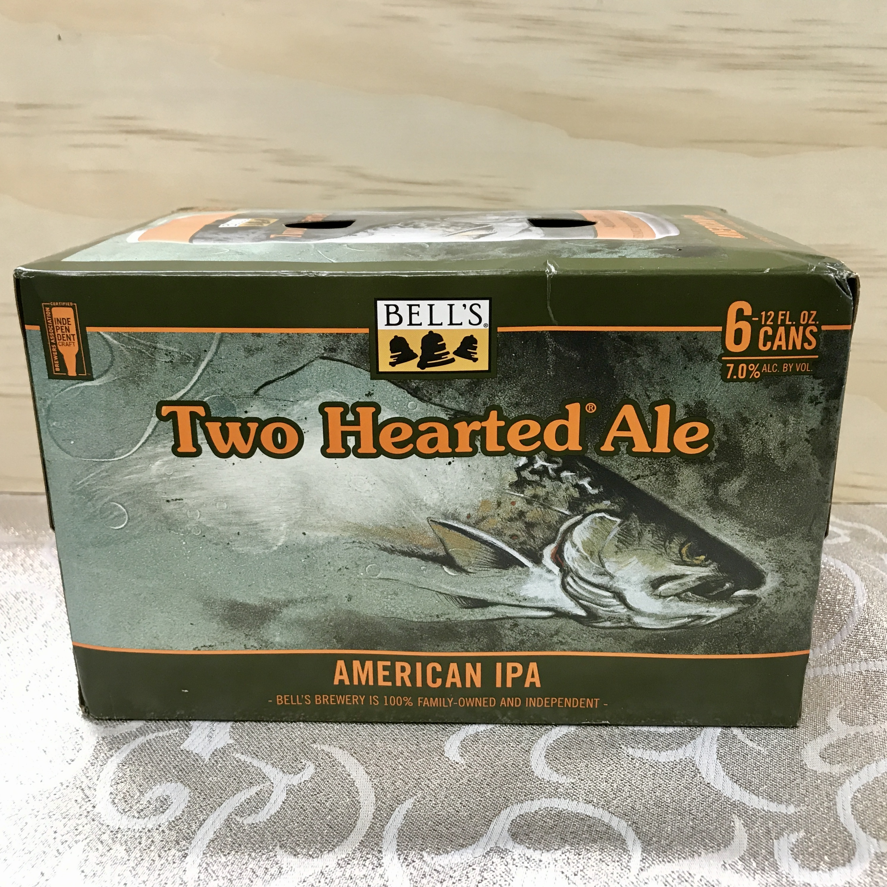Bell's Two Hearted Ale American IPA 6pk/12oz cans