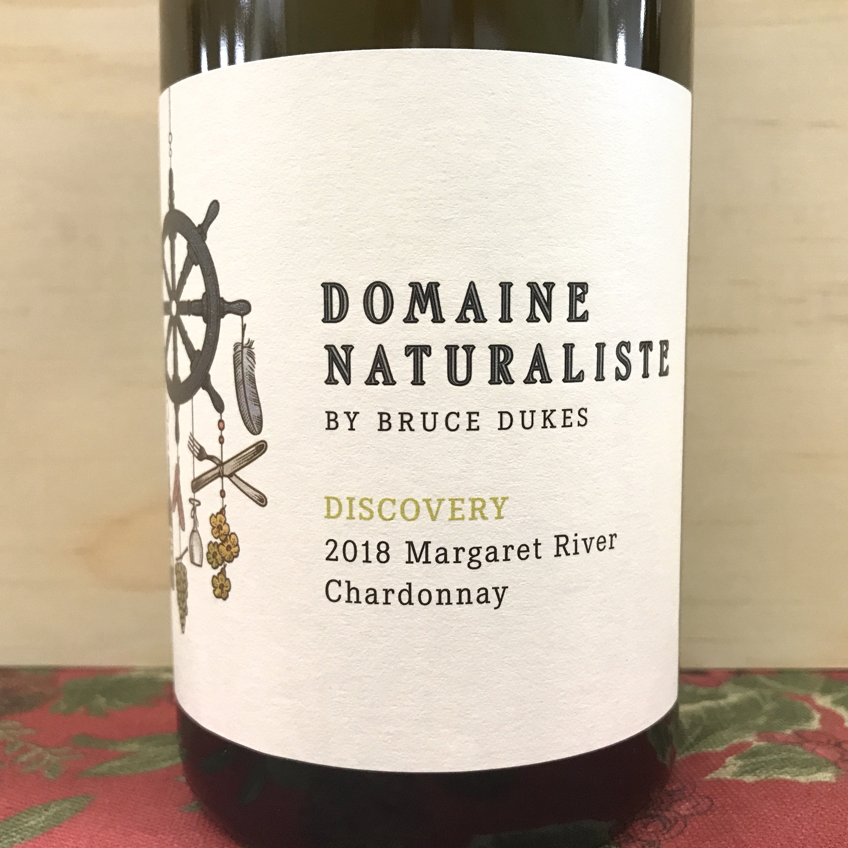 Domaine Naturaliste Discovery Margaret River Chardonnay 2018