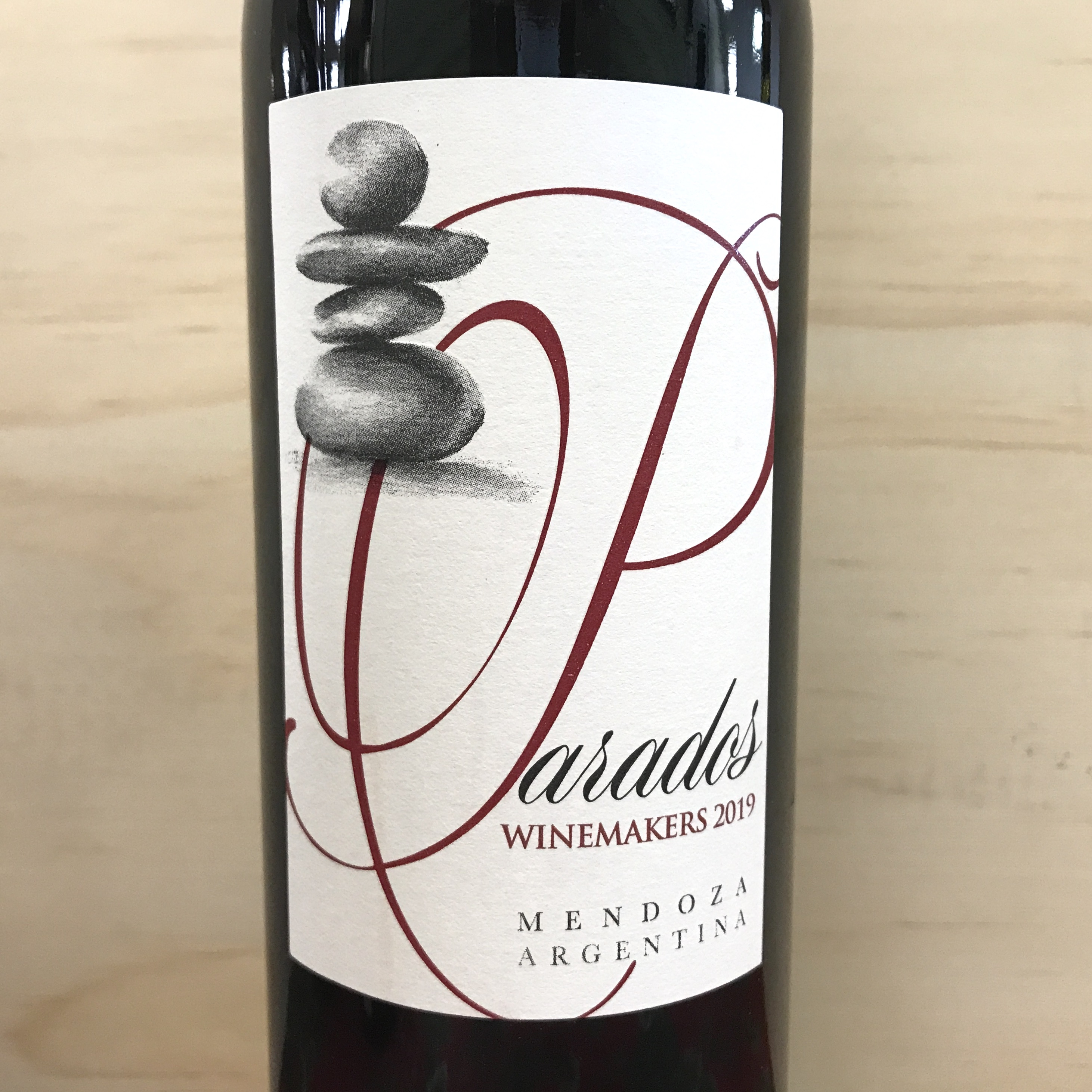 Parados Winemaker's Select Red Blend Mendoza 2019
