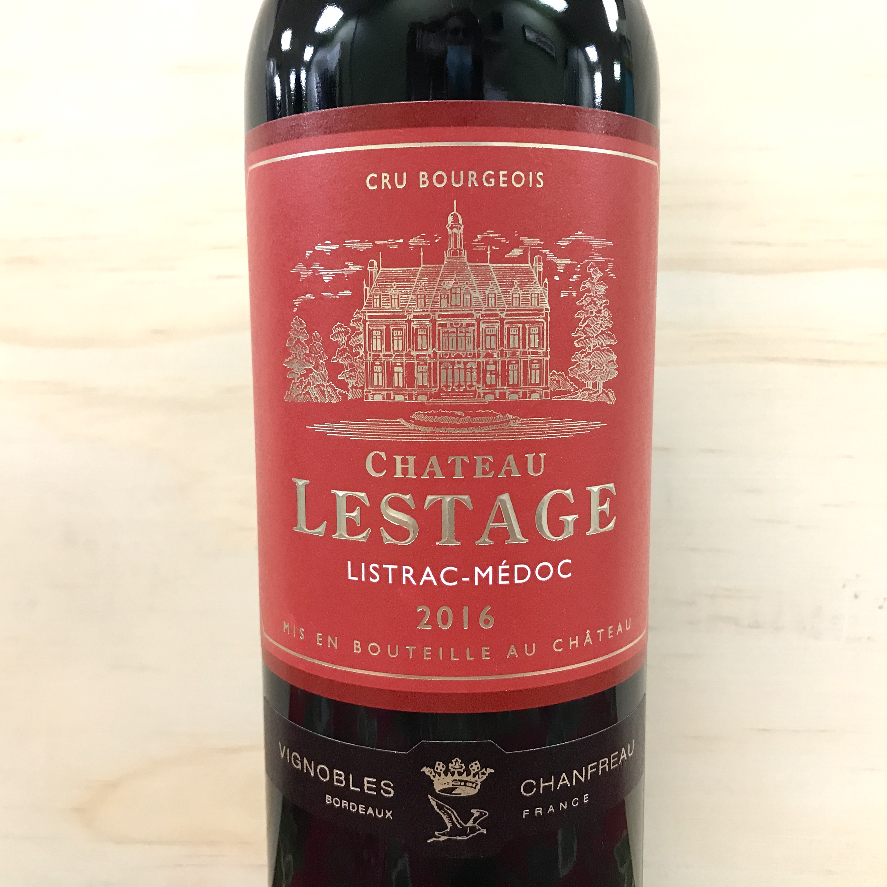Chateau Lestage Listrac-Medoc rouge 2016
