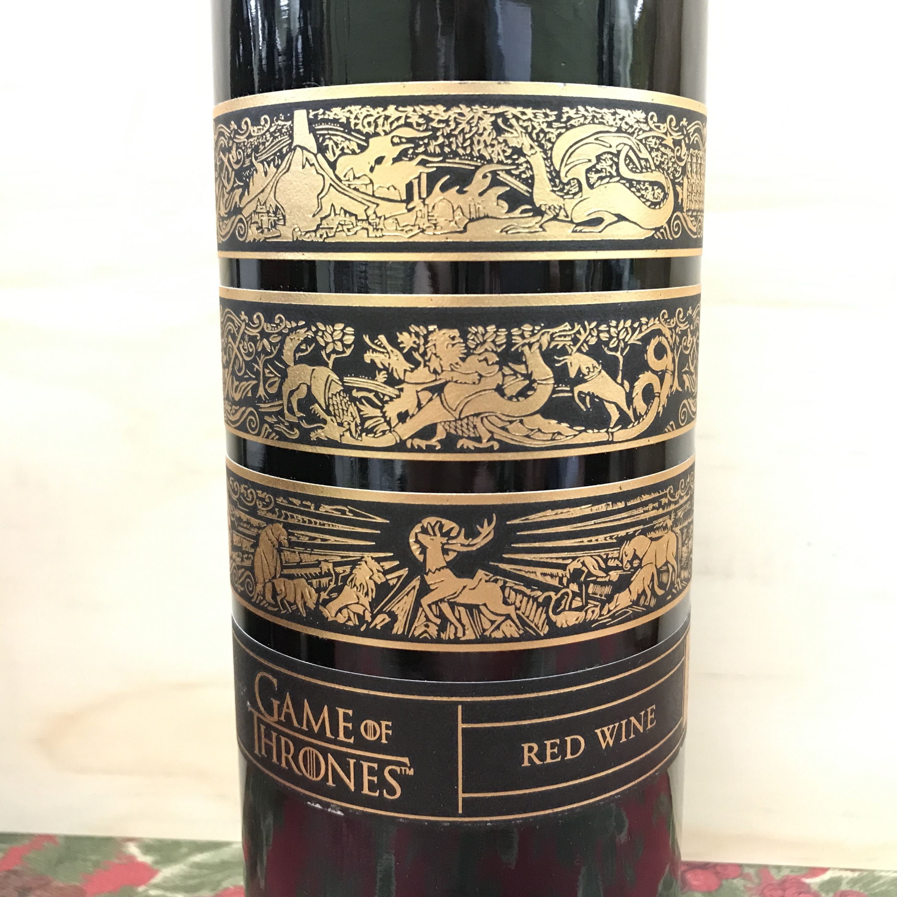 Game of Thrones Red Wine Paso Robles 206