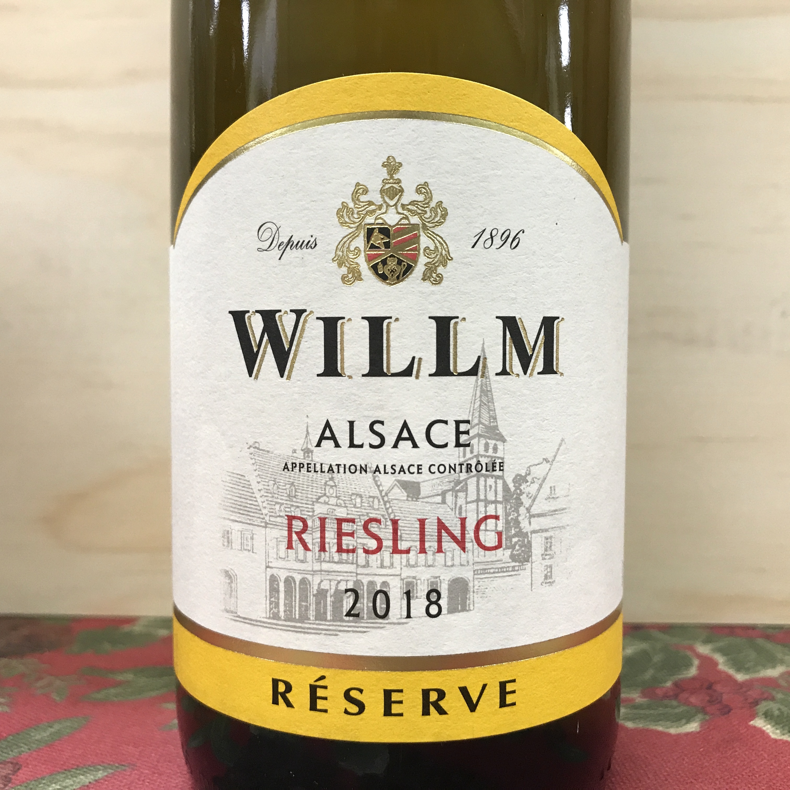Willm Riesling Reserve 2018