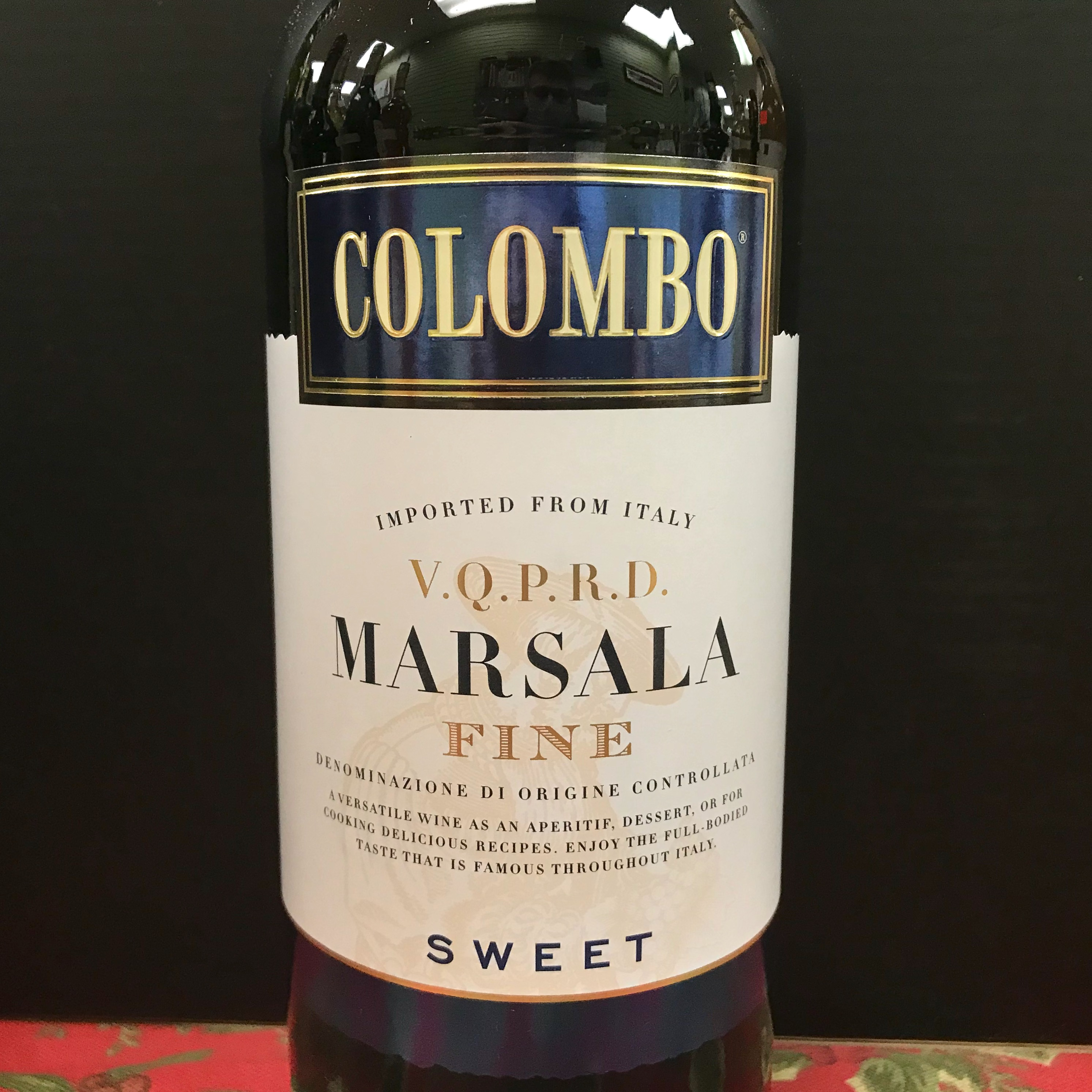 Colombo Marsala Sweet