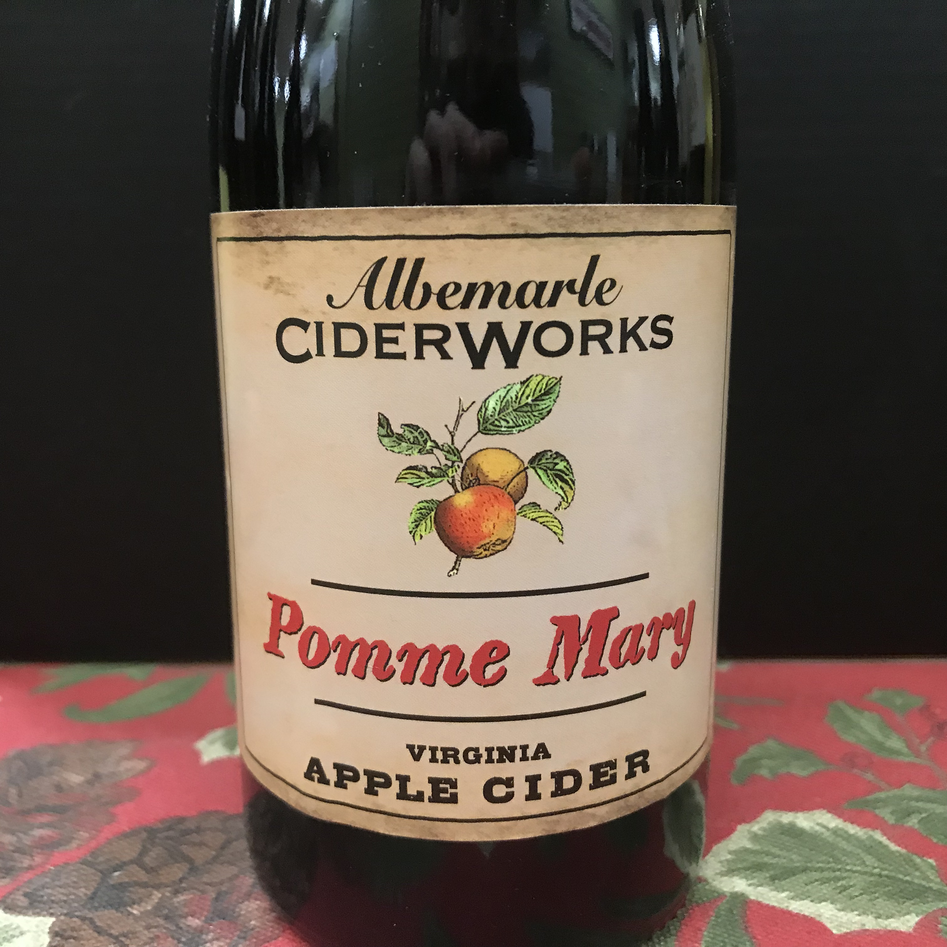 Albemarle Pomme Mary cider 500ml