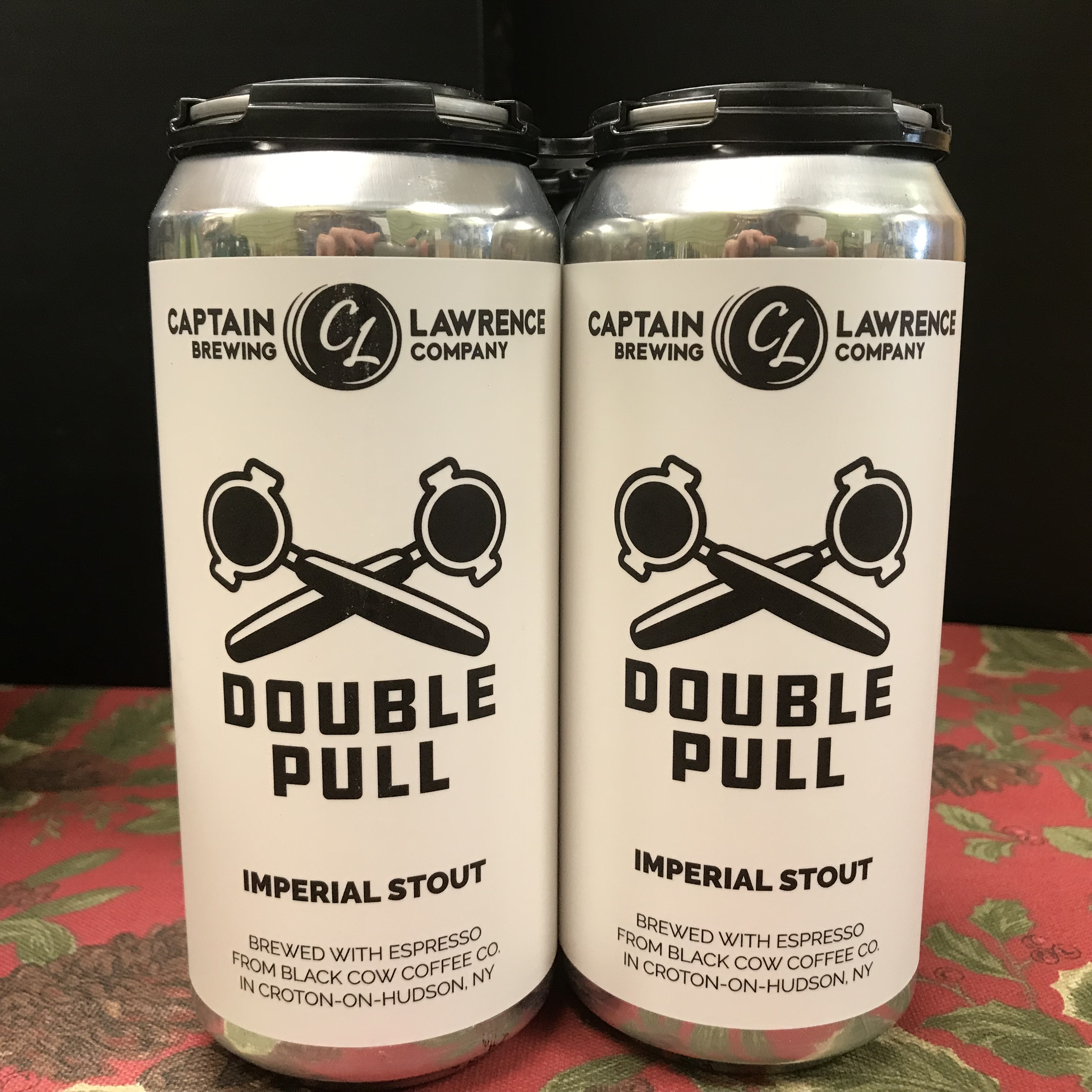 Captain Lawrence Double Pull Imperial Stout 4 x 1 pint