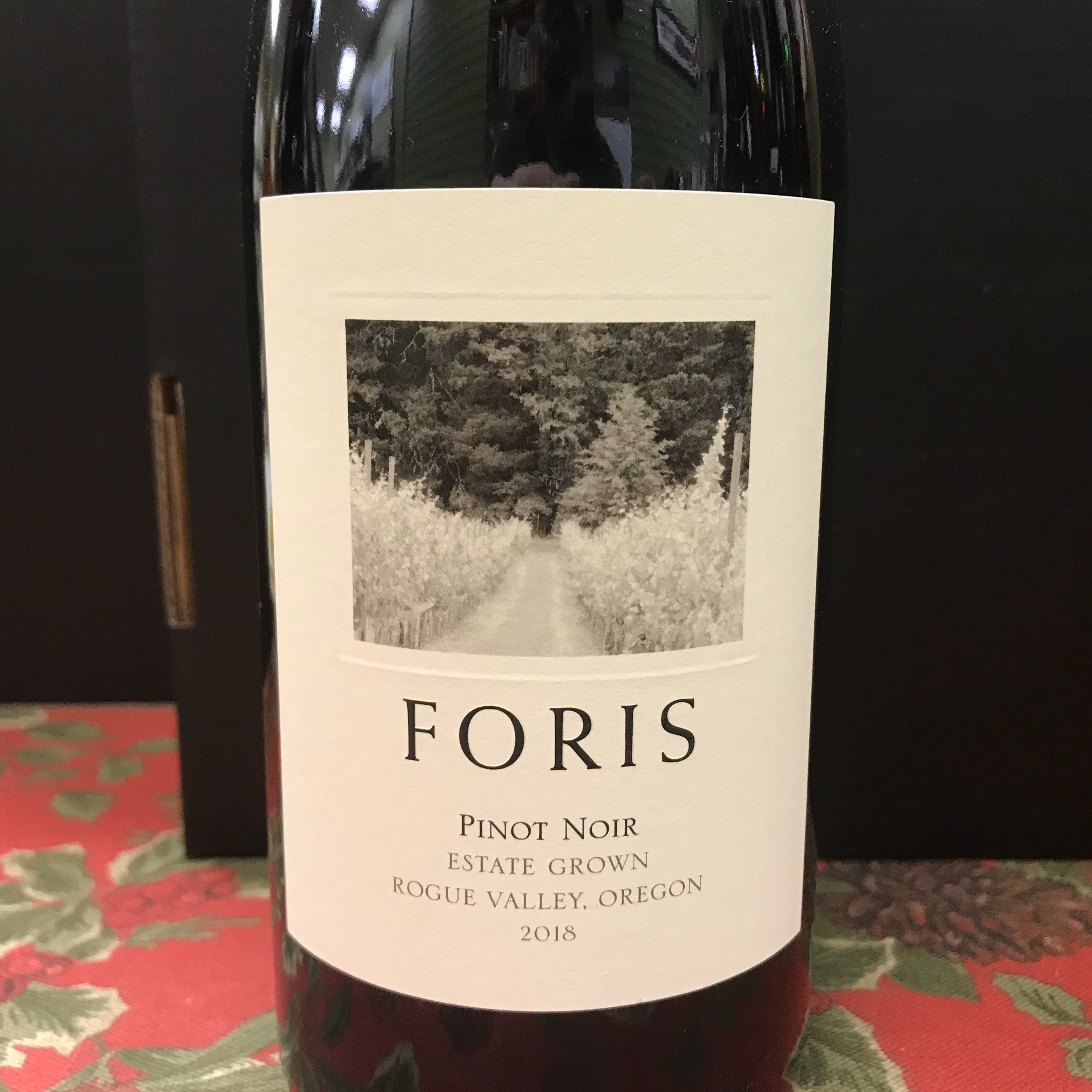 Foris Rogue Estate Pinot Noir 2018