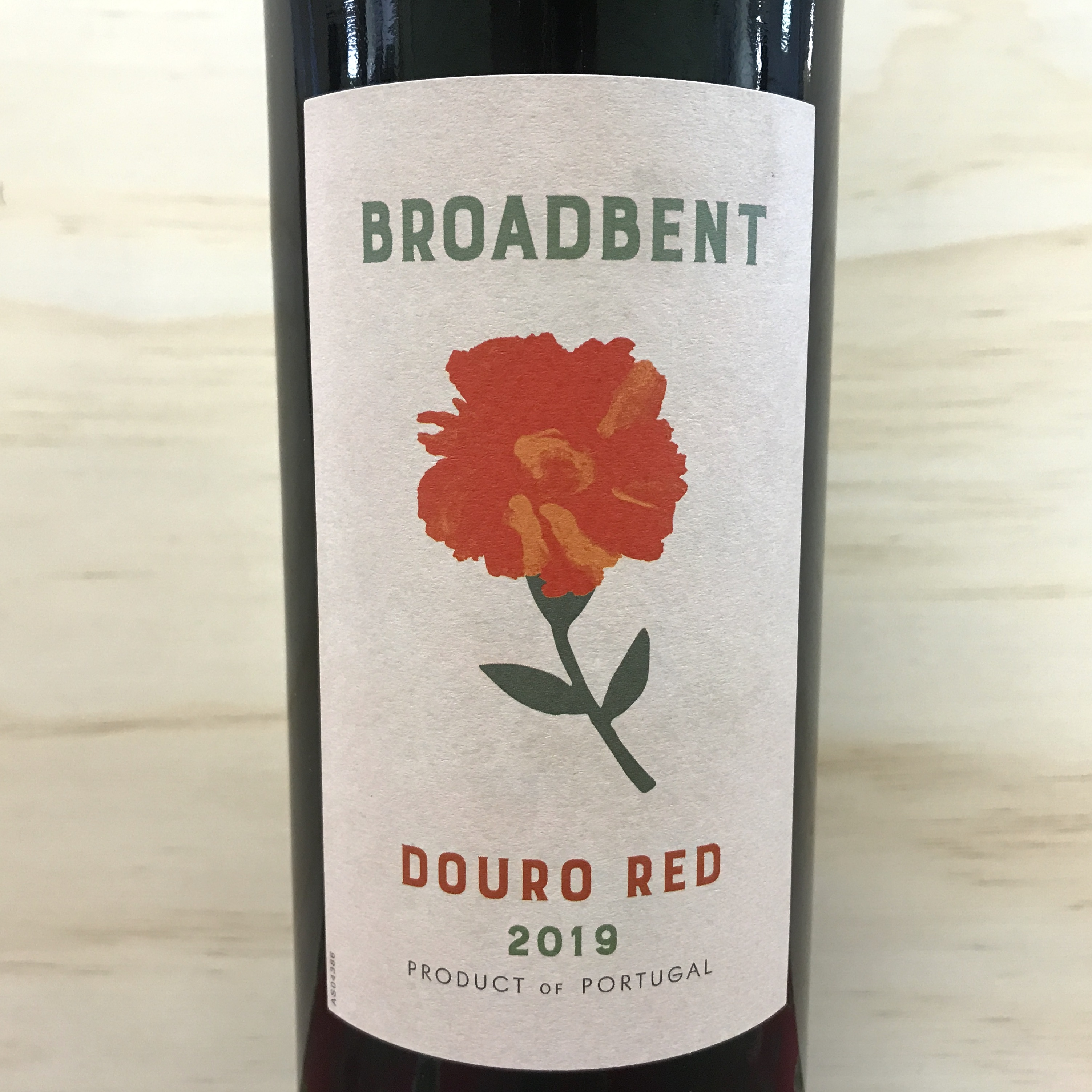 Broadbent Douro Red 2019