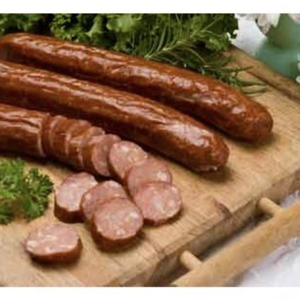 Andouille sausage 1 lb 3 links