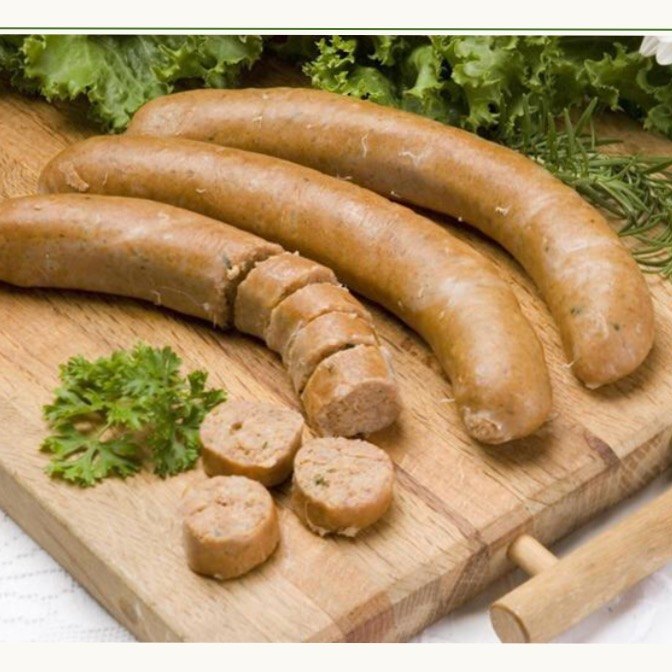 Boudin sausage 3 links 1lb