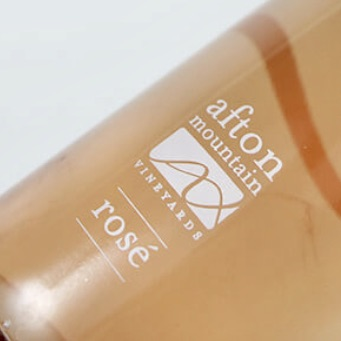 Afton Mountain Monticello Estate Rosé 2018