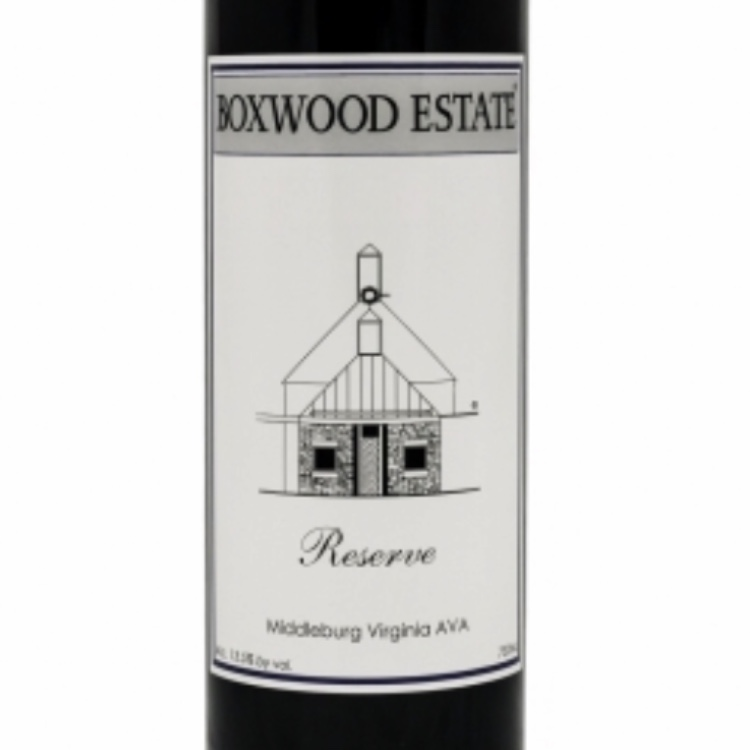 Boxwood Reserve Red 2015