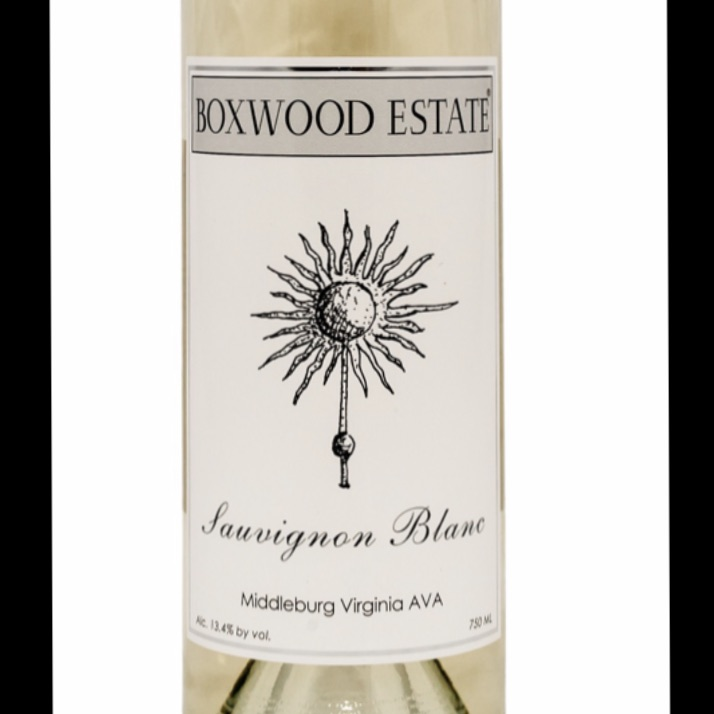 Boxwood Estate Sauvignon Blanc Middleburg 2018