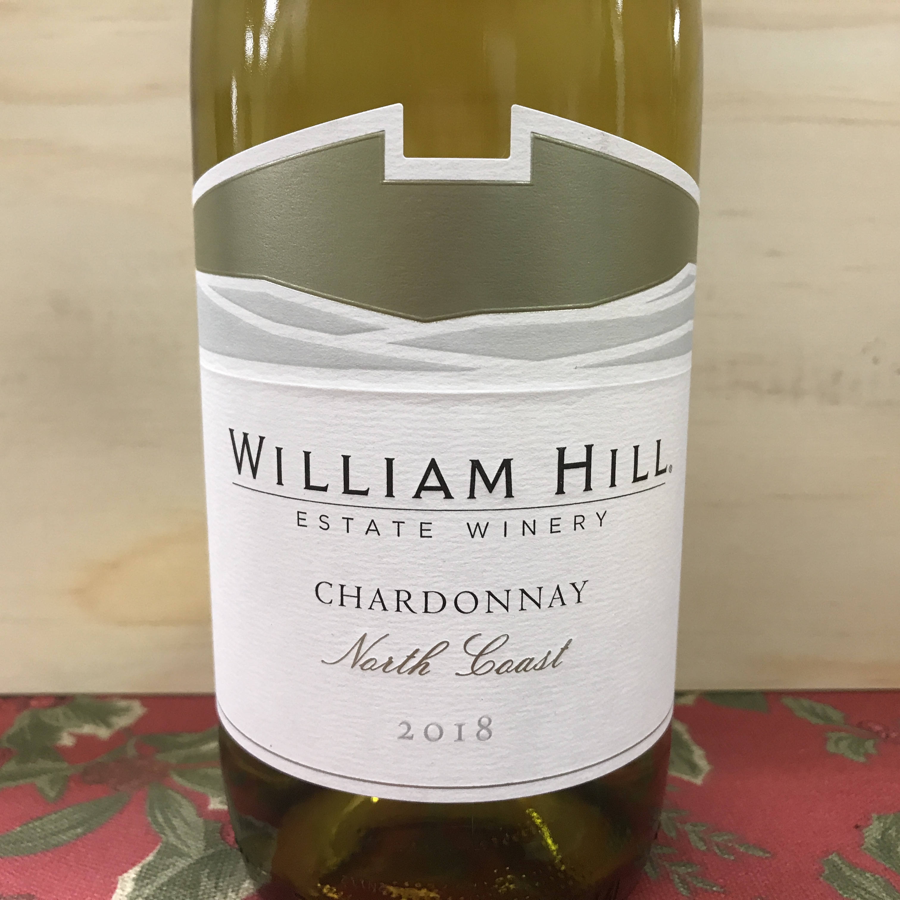 William Hill North Coast Chardonnay 2018