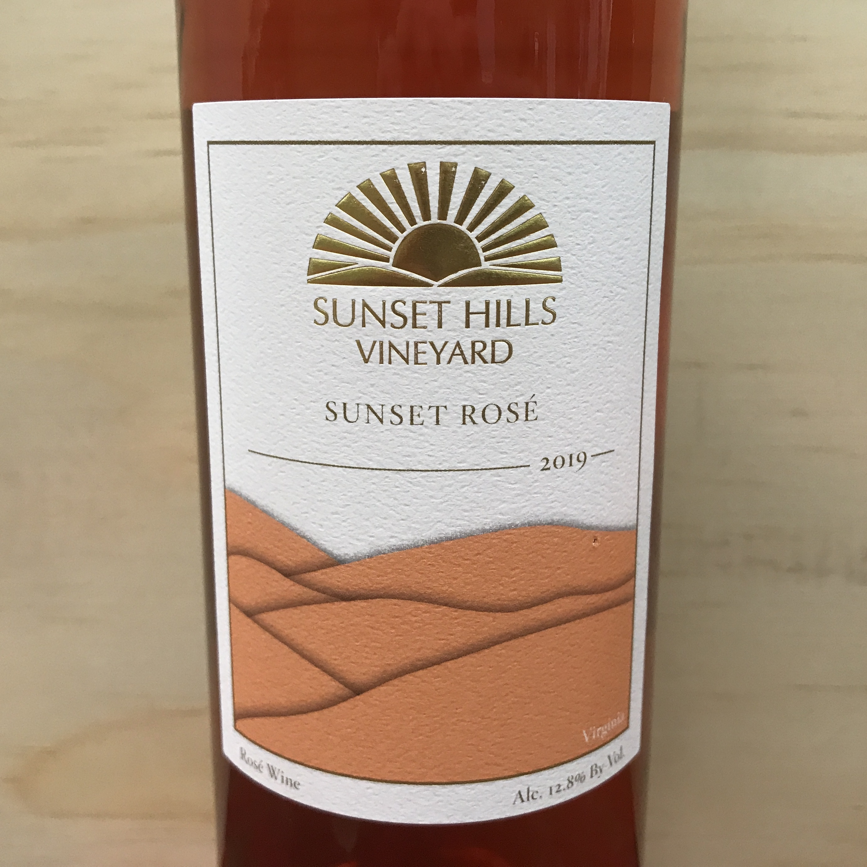 Sunset Hills Rose 2019