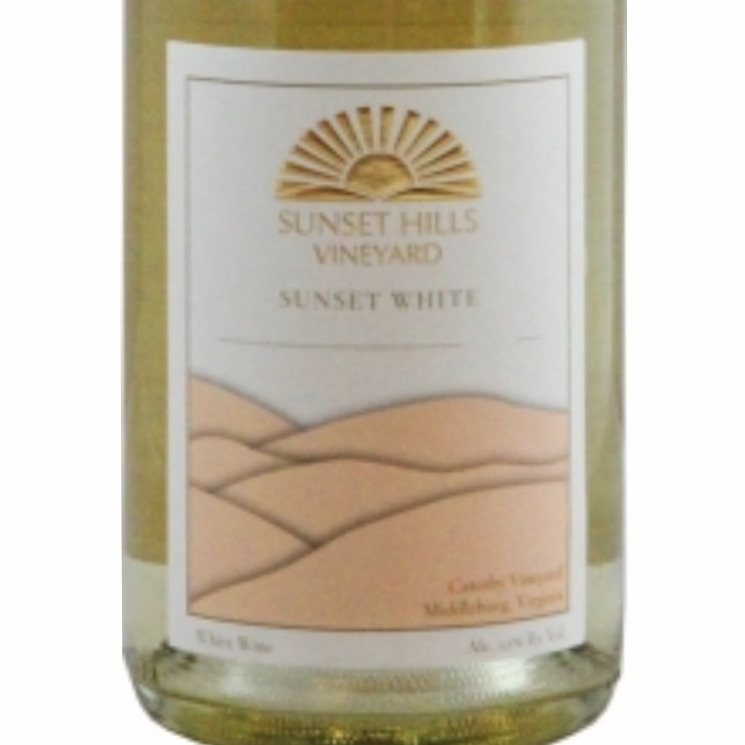 Sunset Hills White Blend NV