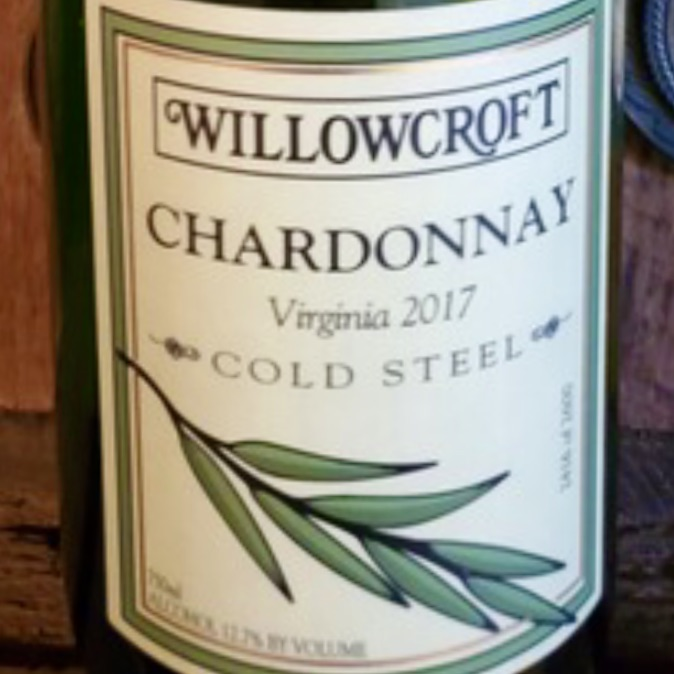 Willowcroft Chardonnay Cold Steel 2017