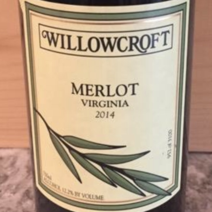 Willowcroft Merlot 2014