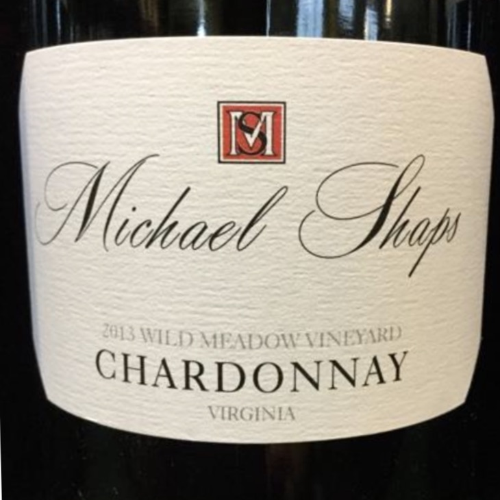 Michael Shaps Chardonnay Wild Meadows Vineyard 2016