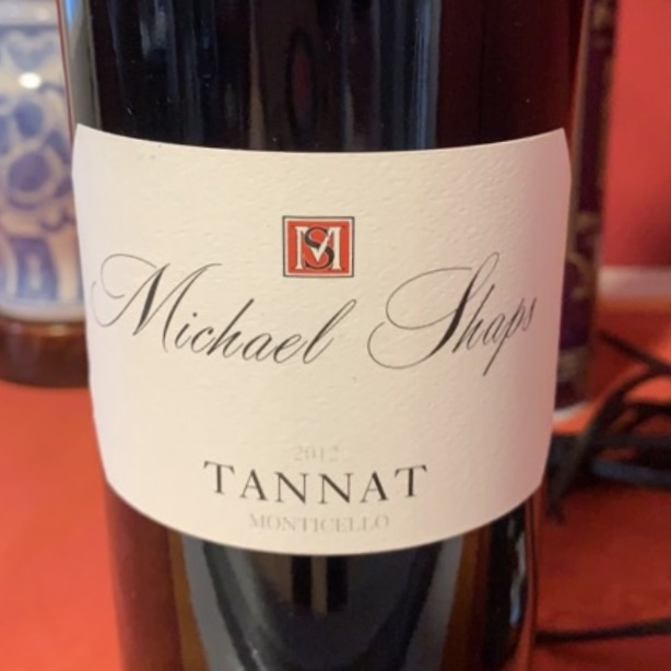 Michael Shaps Tannat 2016