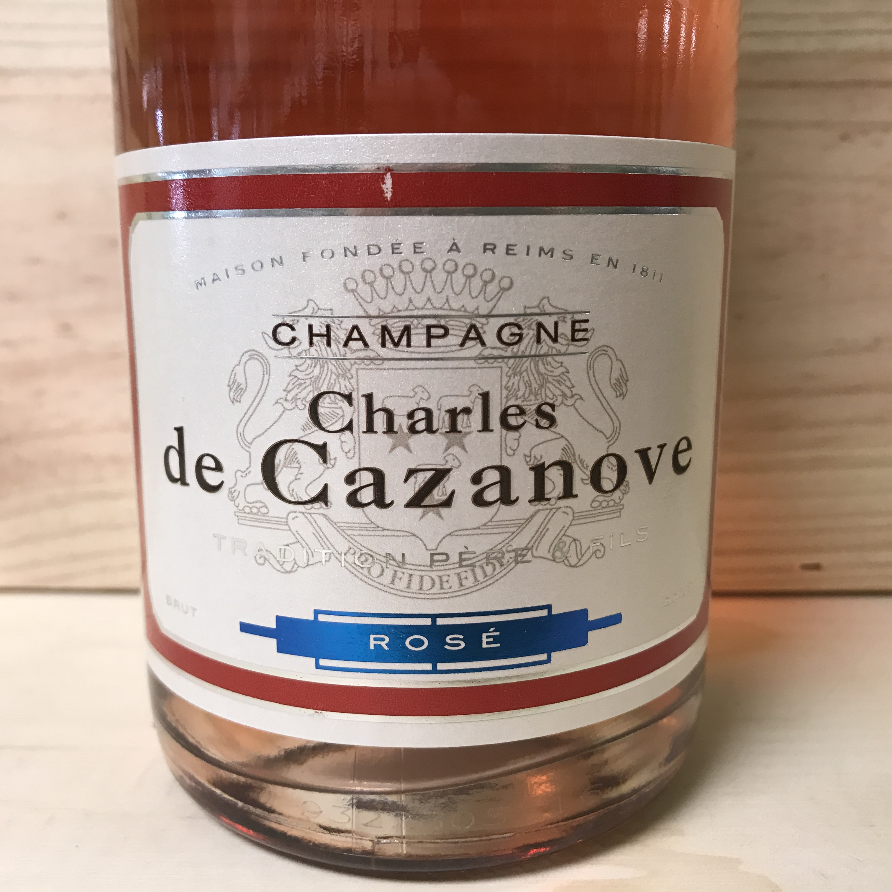 Charles de Cazanove Tradition Père Rose