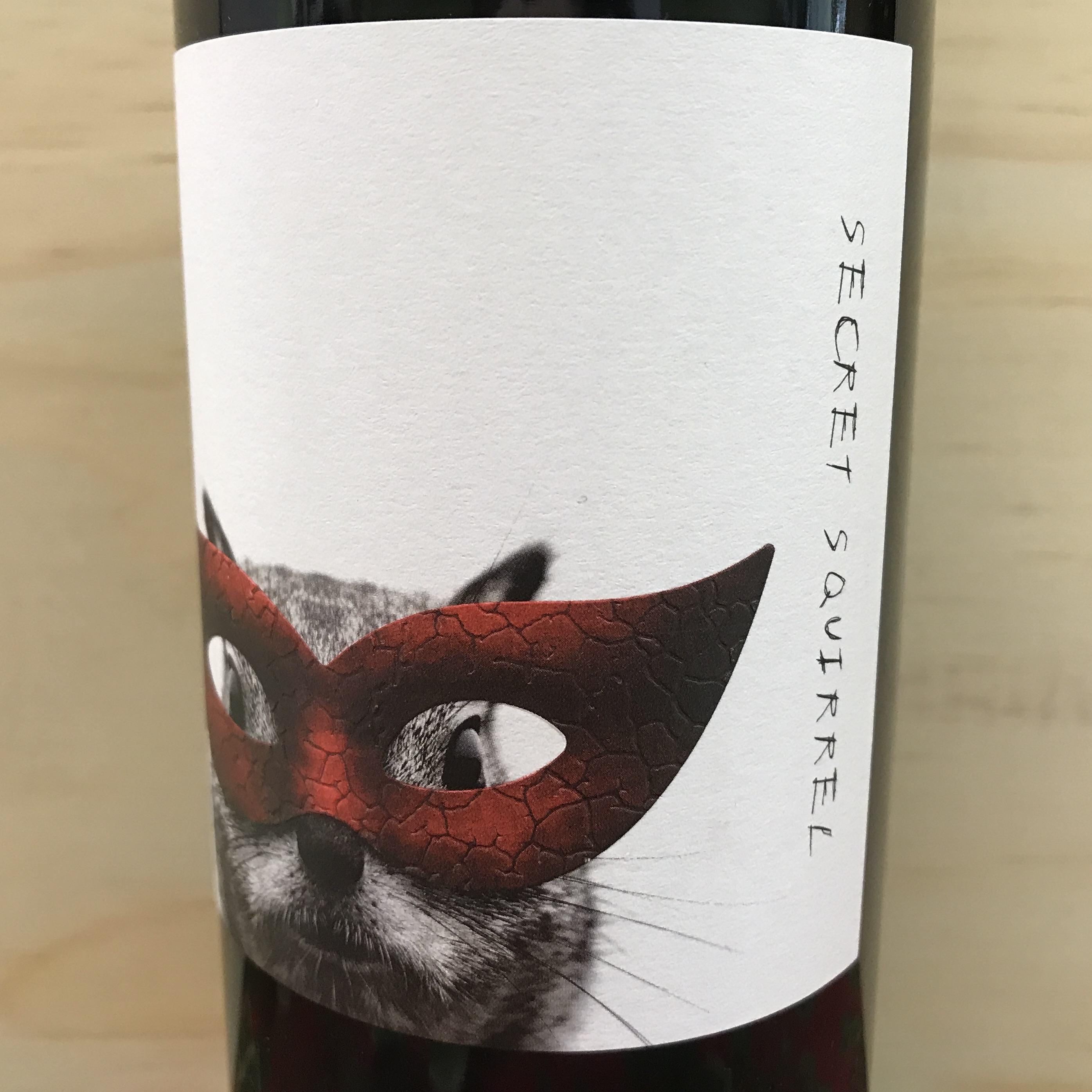 Secret Squirrel Columbia Valley Cabernet Sauvignon 2015