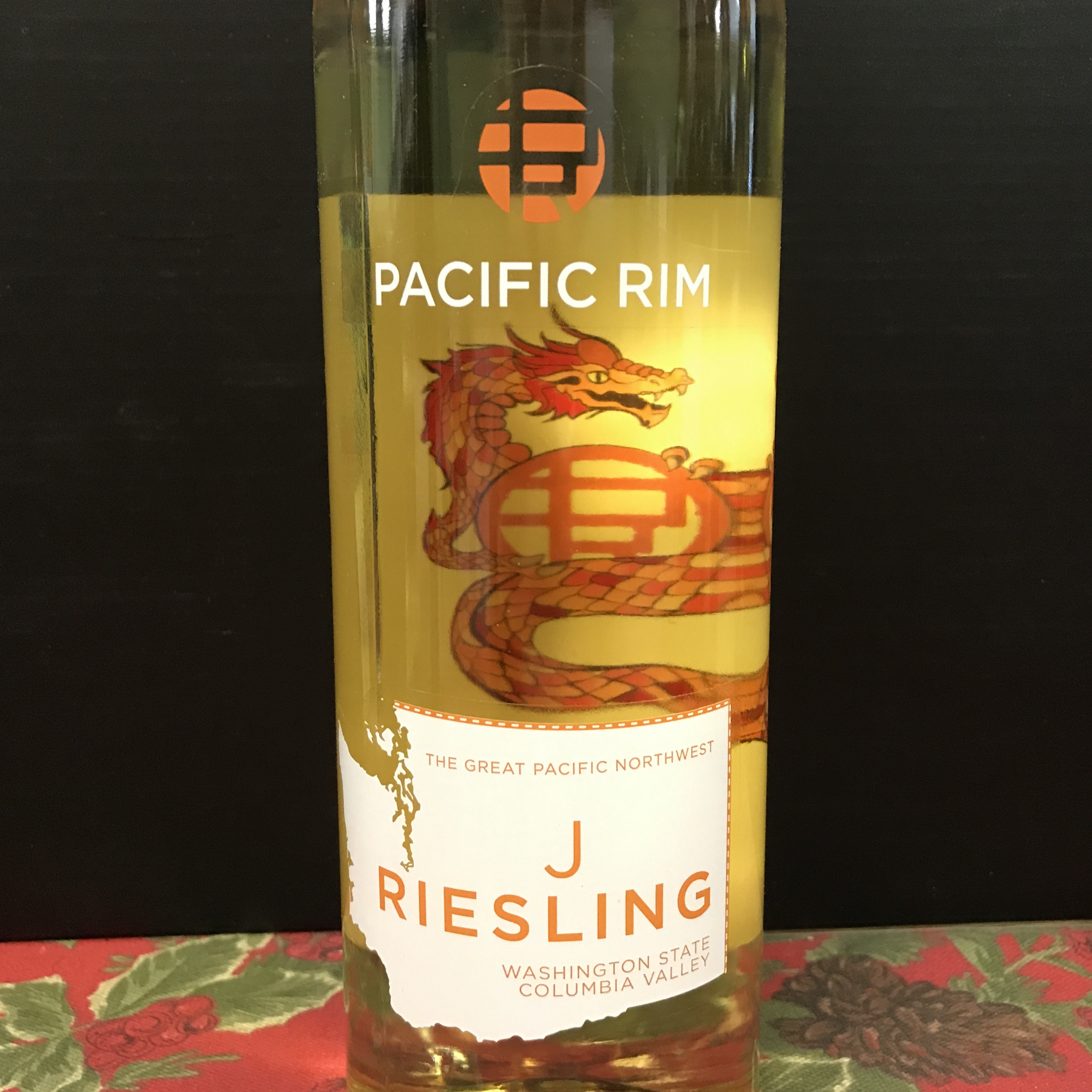 Pacific Rim J.Riesling Columbia River 2018
