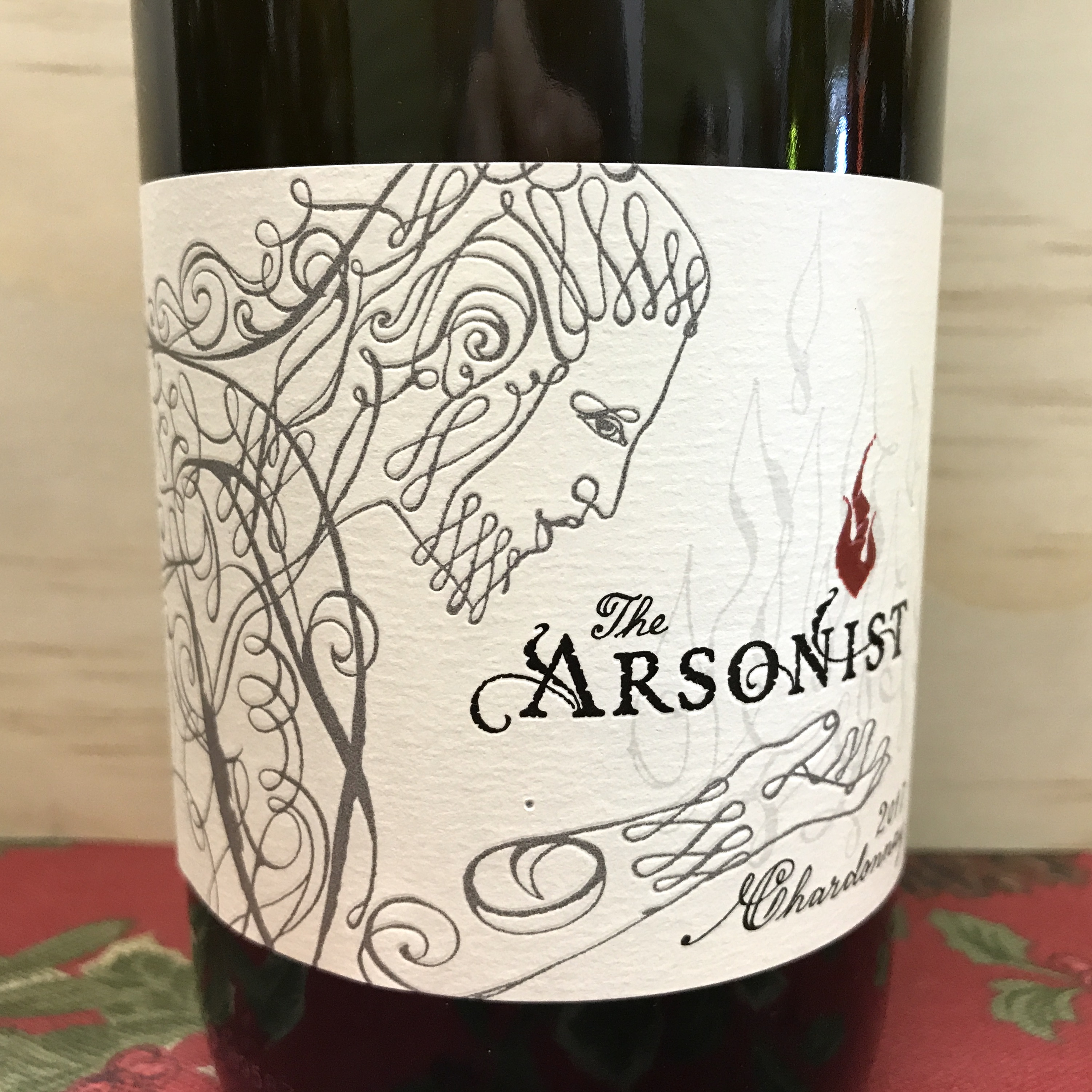 Matchbook the Arsonist Chardonnay 2017 Dunnigan Hills
