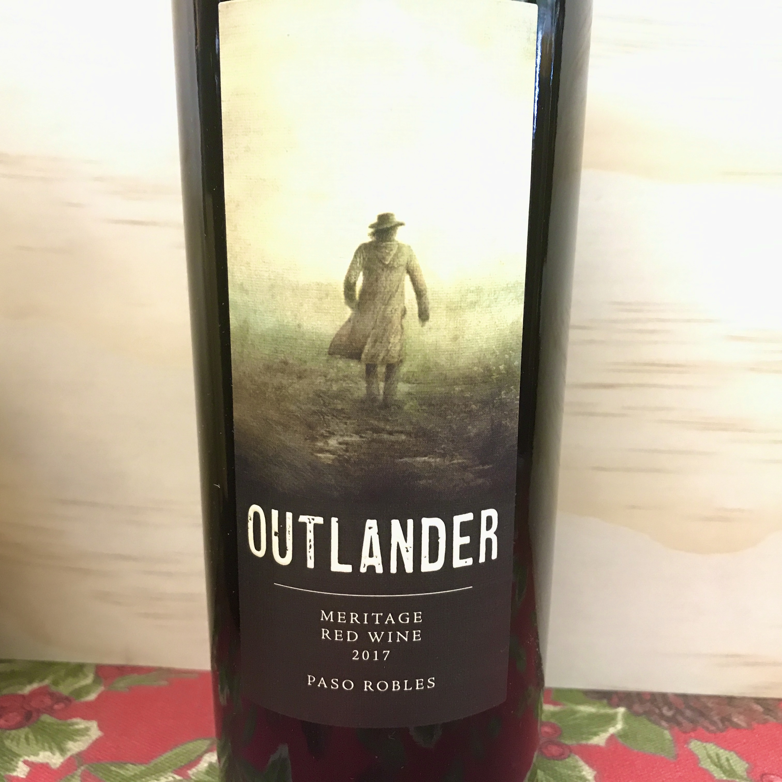Outlander Meritage Red Wine Paso Robles 2017
