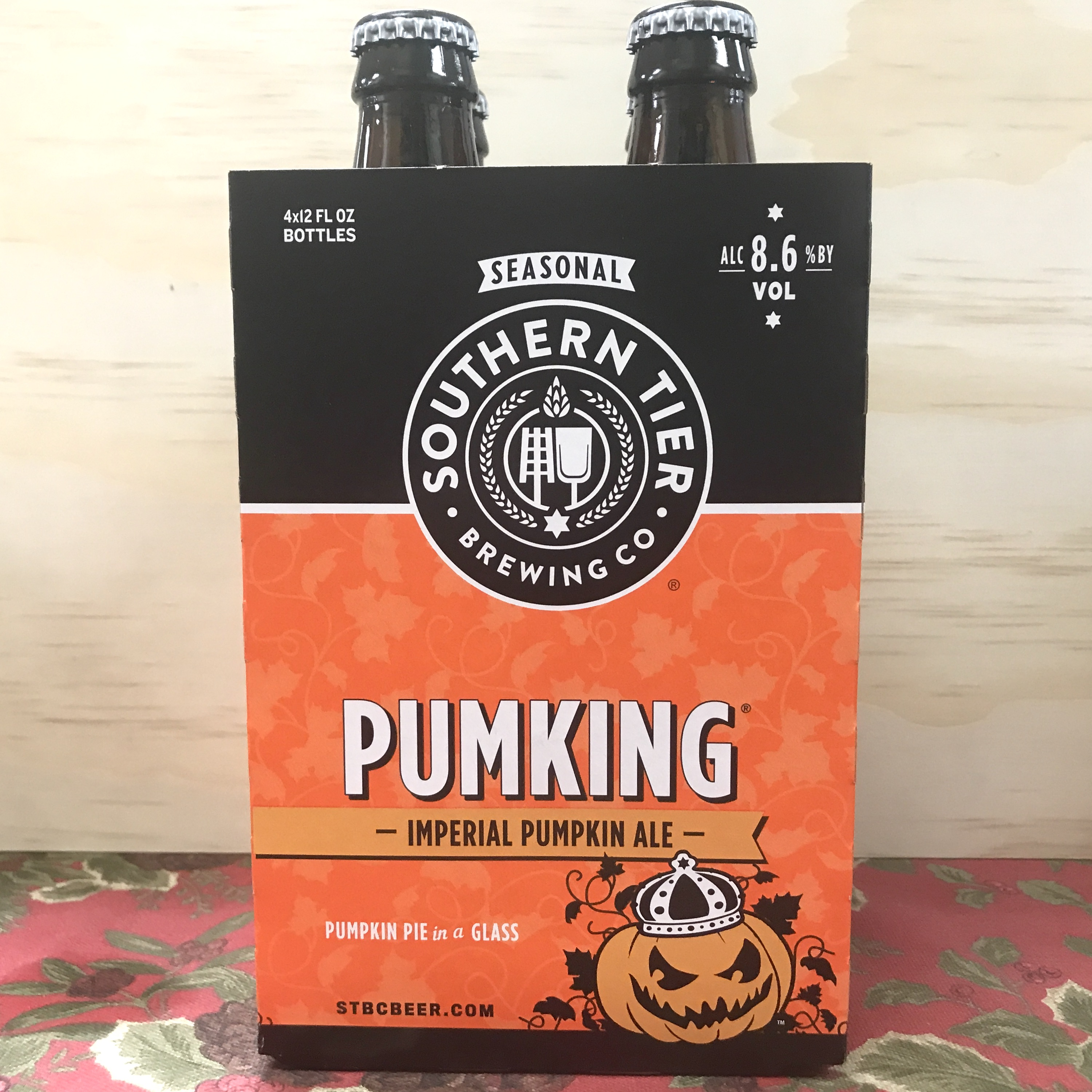 Southern Tier 'Pumking' Imperial Pumpkin Ale 4 x 12 oz