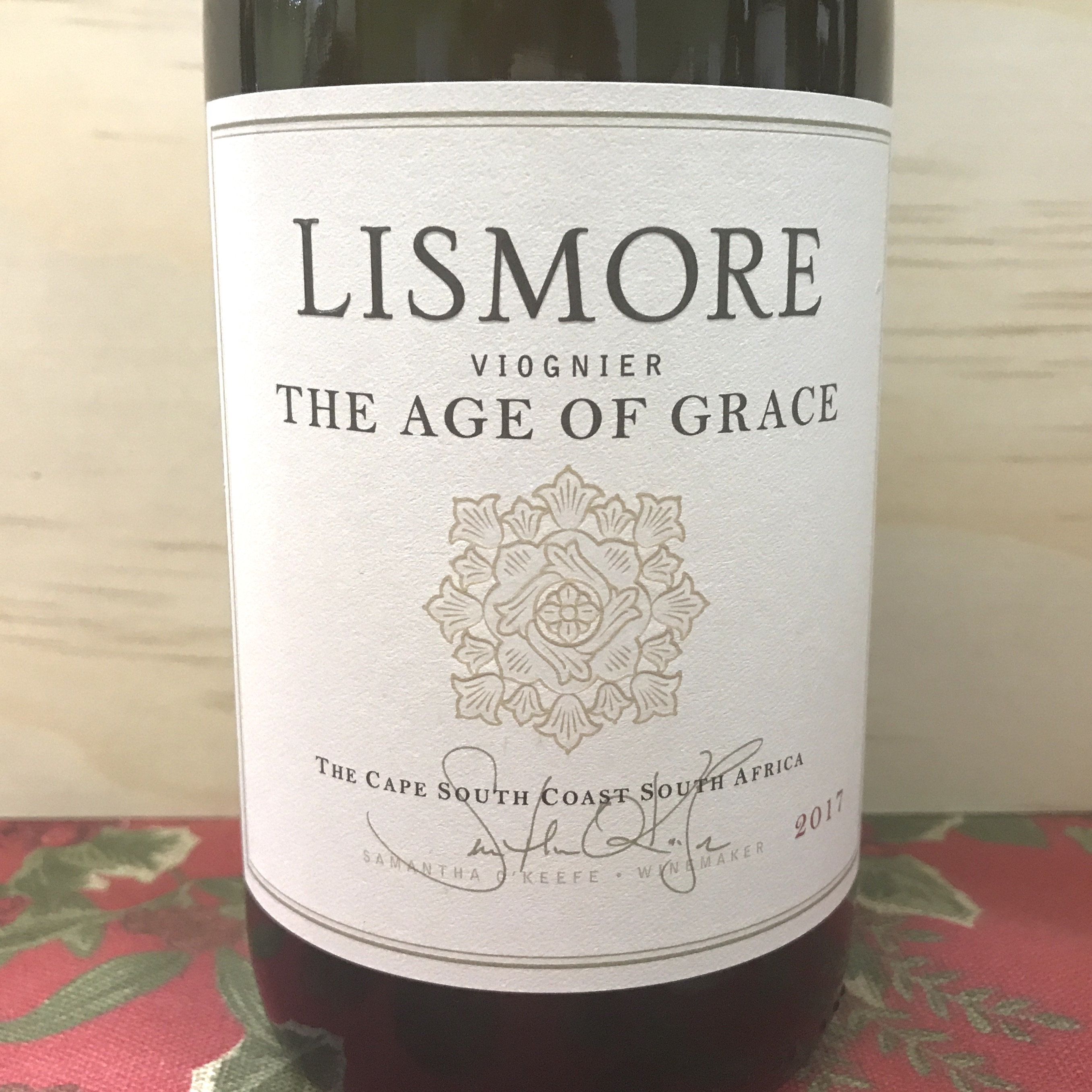 Lismore The Age of Grace Viognier 2017
