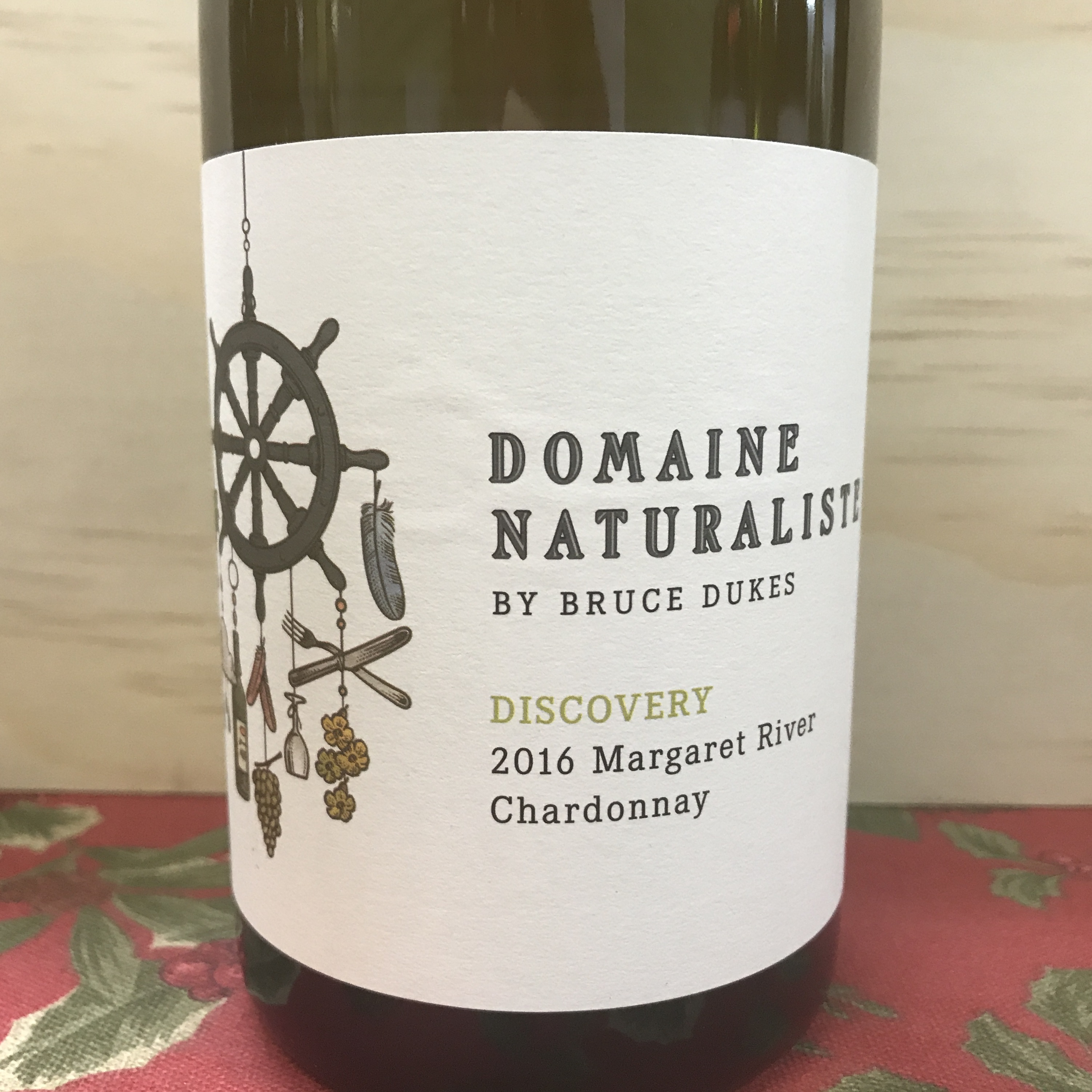 Domaine Naturaliste Discovery Margaret River Chardonnay 2016