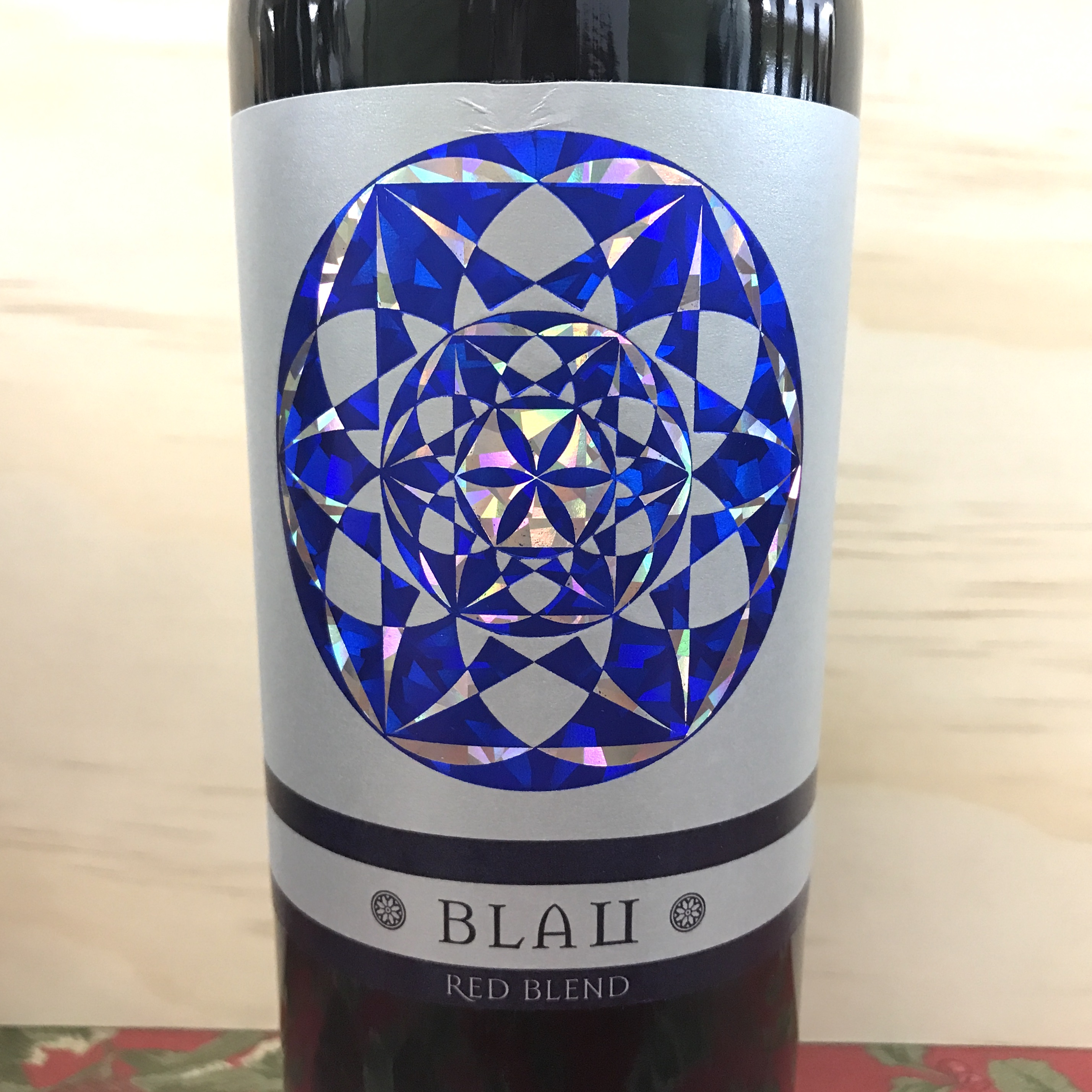 Can Blau Montsant Red Blend